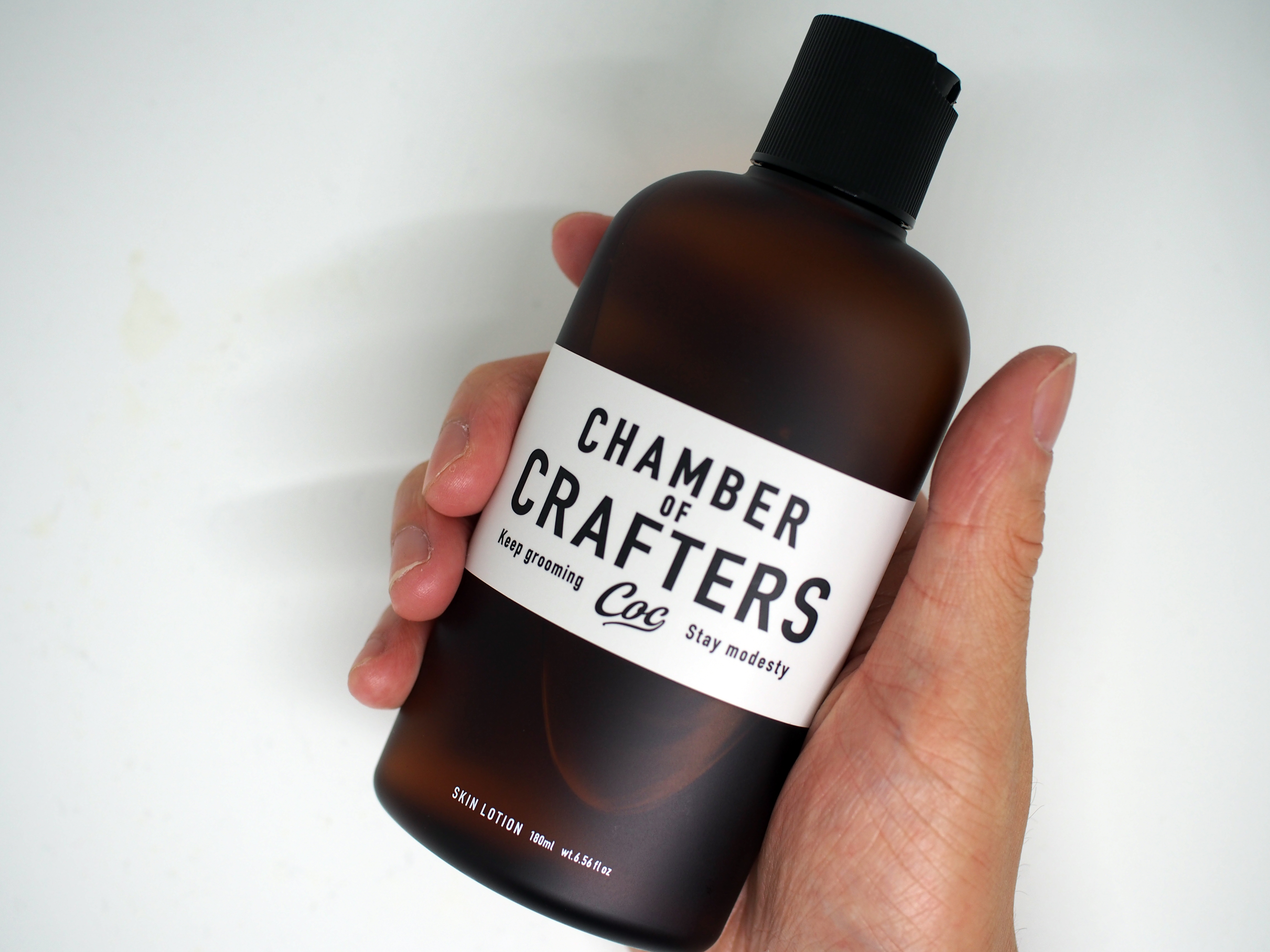 CHAMBER OF CRAFTERS(SKIN LOTION)