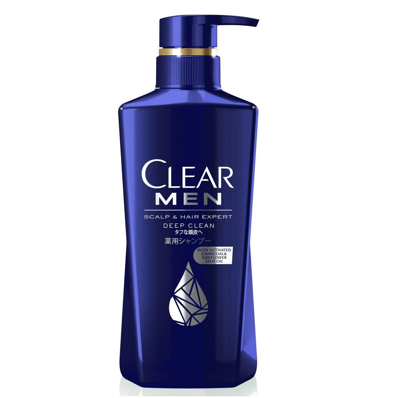 CLEAR(クリア)/ディープクリーン 薬用シャンプー