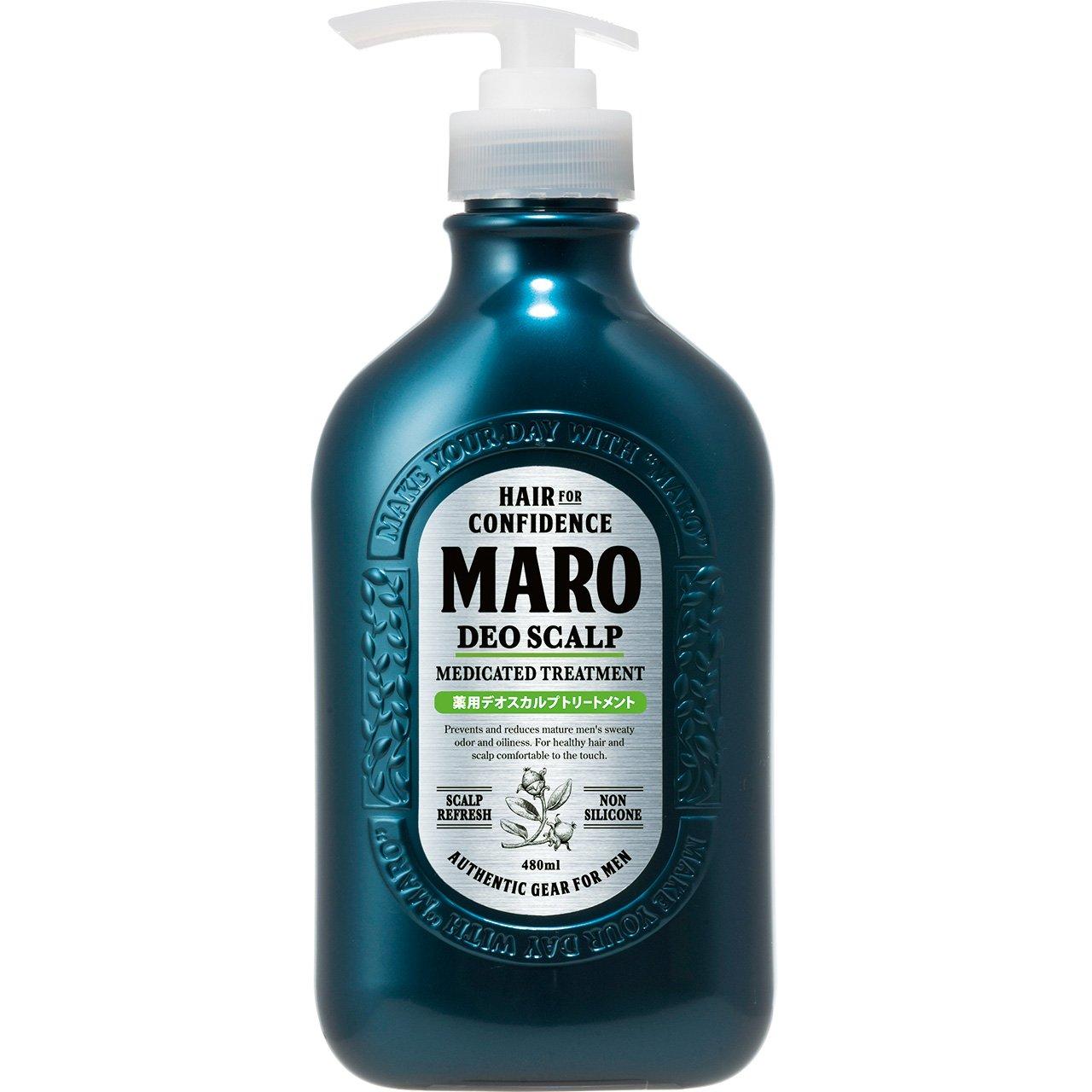 MARO(マーロ) 薬用デオスカルプトリートメント