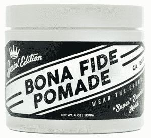 Bona Fide Pomade スーパースーペリアホールドSE
